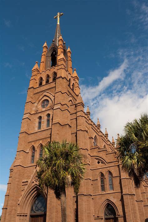 Good Churches Aiken Sc #6: Cathedral_of_St._John_the_Baptist_Charleston_SC.jpg