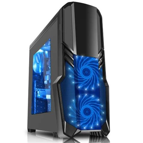 Cube Gaming Gladiator Transparant Window Include 3 X Rgb Fan migliori pc gaming particolari quale scegliere