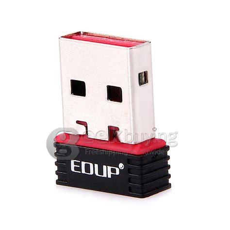 Edup Mini Wireless Adapter 80211n 150mbps Ep N8508 Black edup ep n8508 nano usb 2 0 150mbps wifi wlan wireless