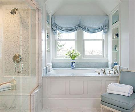 shower curtain ideas for small bathrooms 20 designs for bathroom window treatment home design lover
