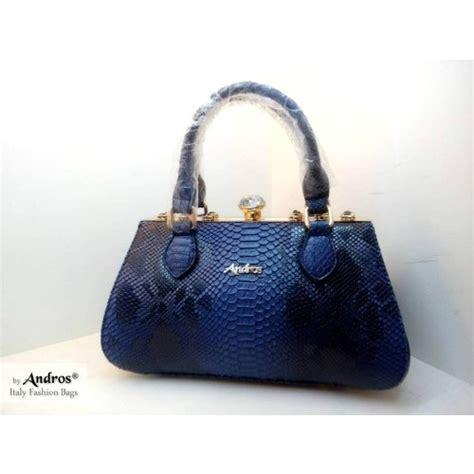Tas Import Murah S4132 Blue jual b8848 blue tas import elegan grosirimpor