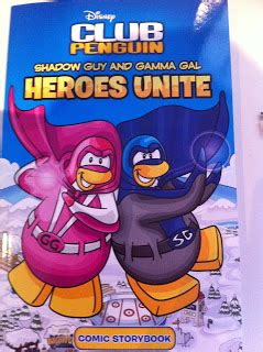 Club Penguin Heroes Unite Impor Preloved club penguin news trackers exclusives and more new club