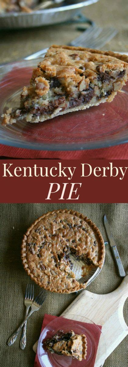 derby pie bars recipe dishmaps