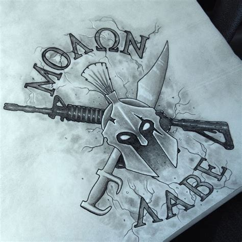 molon labe tattoo 1000 ideas about tattoos on tags