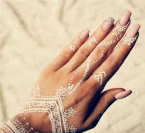 henna tattoo nail art 1 sheet white lace henna wedding arm shoulder
