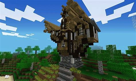 minecraft house inspiration i m back inspiration nice steunk themed house