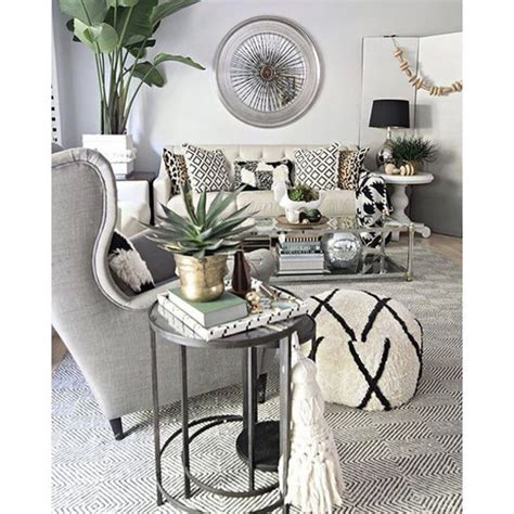 metallic home decor home accessory tumblr chair living room table rug