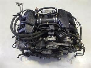 Porsche Boxster Engine Porsche Boxster 986 1997 2 5l M96 Complete Engine Motor