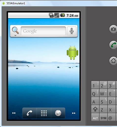 tutorial android emulator tutorial hello world installing android emulator