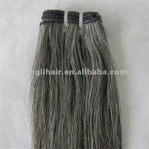 hair pieces for gray hair 2014 100 human hair extensions gray remy hair weave view