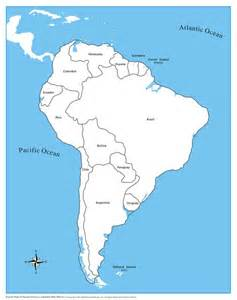 labeled map of and south america montessori outlet official website premium quality