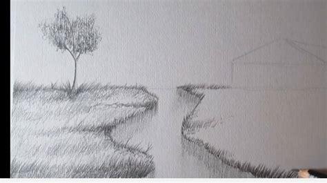 imagenes de paisajes sencillos para dibujar c 243 mo aprender a dibujar paisajes paso a paso videos