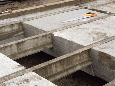 Building Products: Stylite T Beam Suspended Floor