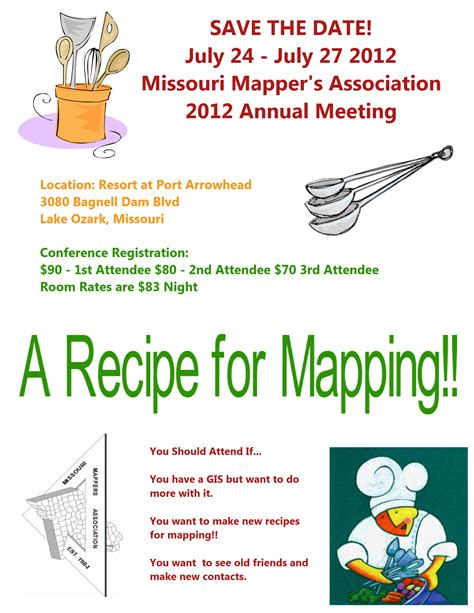 missouri mappers association save the date missouri mapper s association 2012 annual