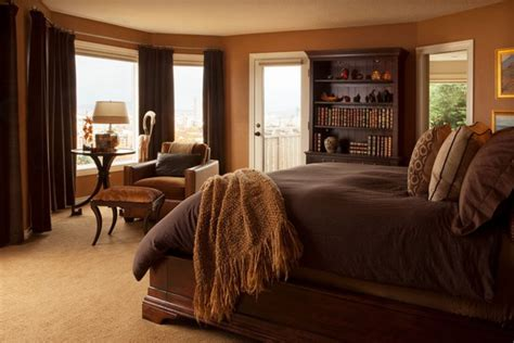warm relaxing bedroom colors the sweet things from brown bedroom color scheme home