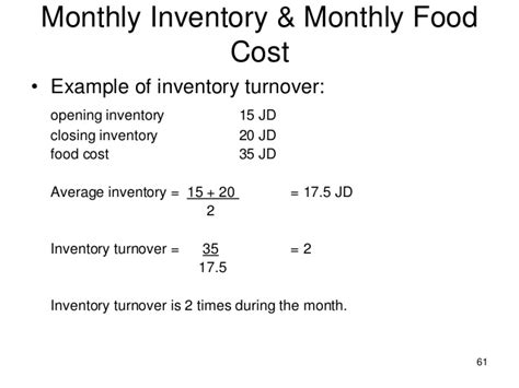 monthly cost of food average monthly food cost recipes food