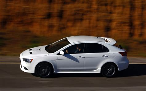 mitsubishi evo hatchback 2013 mitsubishi lancer sportback pricing techreleased