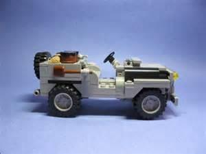 Lego Army Jeep Lego Moc Us Willys Mb Army Jeep