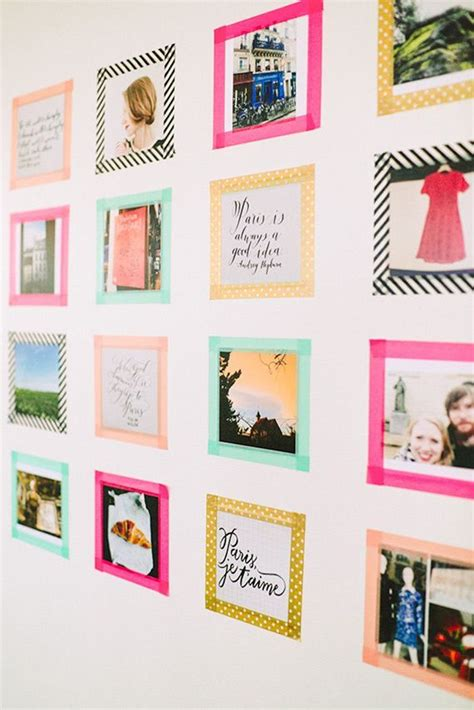 washi tape ideas 25 best ideas about washi tape wall on pinterest washi
