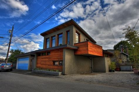 Sips Home | jetson green efficient sips lanefab house in vancouver
