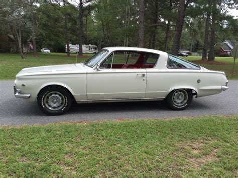 plymouth barracuda interior 1964 plymouth barracuda original white with interior