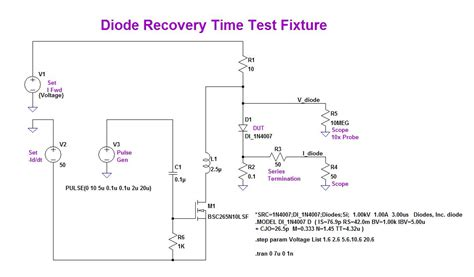 testing recovery diode diode recovery page 1