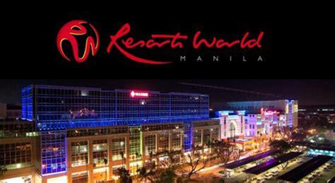 newport city manila resorts world manila