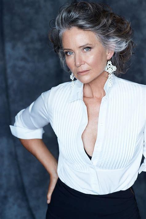 women in their 40s with grey hair silver agence de top mod 232 les de plus de 40 ans paris