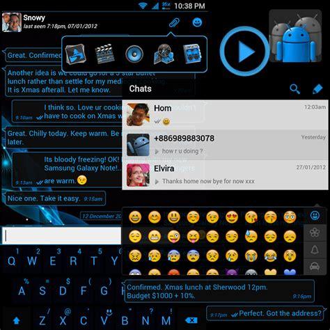 whatsapp messenger themes whatsapp messenger diversi theme per la versione android
