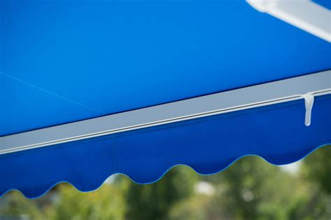 blue awning commercial shade fabrics sunbrella