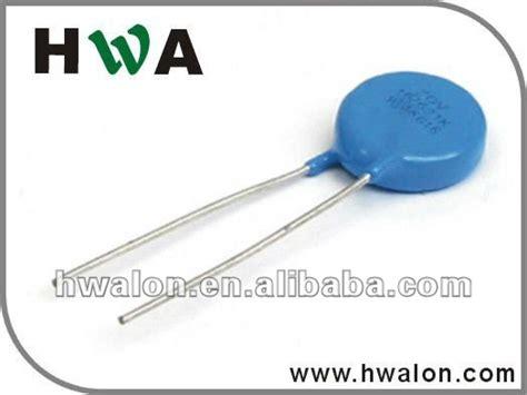 Varistor 10d112k passive component 3 movs metal oxide varistors buy 3