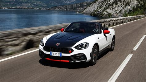 Three Story House by Abarth 124 Spider 2016 Review By Car Magazine