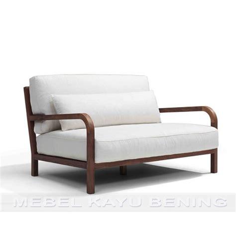 Kursi Sofa 3 Dudukan Minimalis 65 Sofa 3 Seater Mewah Sofa Kursi Tamu Jati Model Minimalis Kbst 003