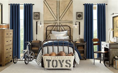 vintage sports themed boy s bedroom traditional a treasure trove of traditional boys room decor
