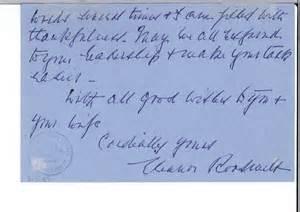 Eleanor Roosevelt Essay by Eleanor Roosevelt Essay