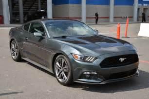 Ford Mustang 2 3 Ecoboost Ford Mustang 2 3 Ecoboost La Nouvelle Mustang D 233 Barque
