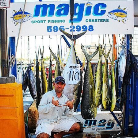 magic sport fishing (honolulu) all you need to know