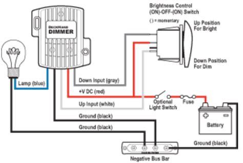 how to dim 12 volt led lights 12v led dimmer