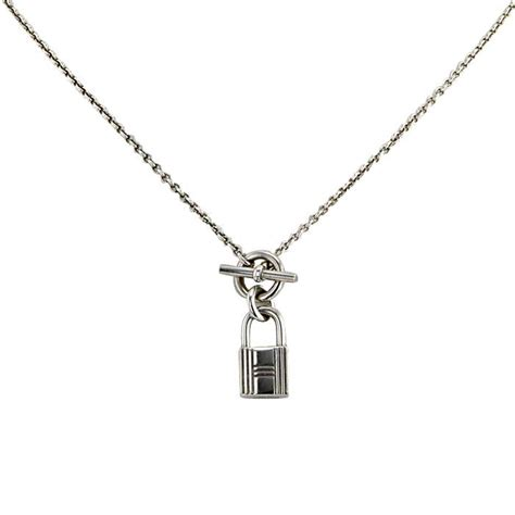 hermes cadena price herm 232 s cadenas kelly necklace 324582 collector square