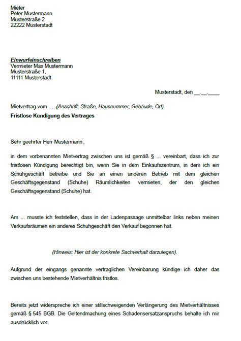 Musterschreiben Für Kündigung Wegen Eigenbedarf Vermieter Paket Abmahnungen K 252 Ndigung Sofort