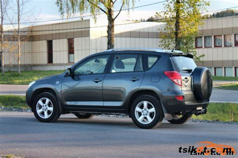 2007 Toyota Rav4 Problems Toyota Rav4 2007 Car For Sale Tsikot 1 Classifieds