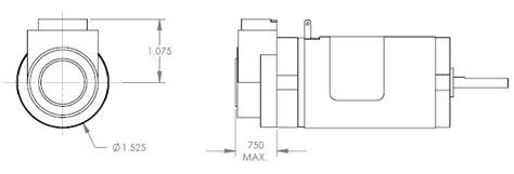 metric motors utah dc encoders 500
