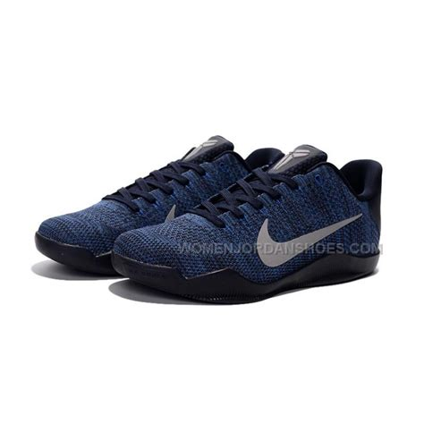 shoes nike for nike 11 flyknit blue basketball shoes for sale price