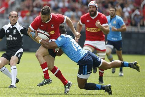 Rug By by Canada Falls In Rugby Test Against Italy Toronto