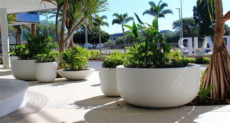 quatro design grc concrete planter boxes pots