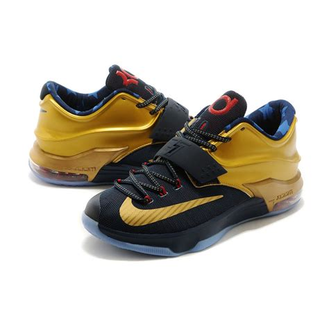 kd shoes for for sale for sale nike kd 7 gold medal midnight navy bright