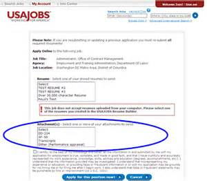 Usajobs Resume Template by Usdol Doors How To Submit Supplemental Documentation