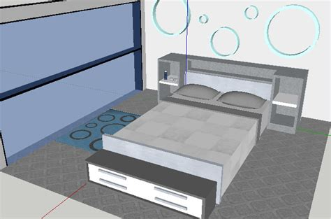 design bedroom using google sketchup sketchup bedroom draft by tribalchick101 on deviantart