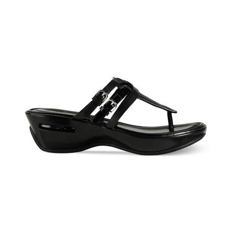 cole haan sandals cole haan womens air sandals in black black black