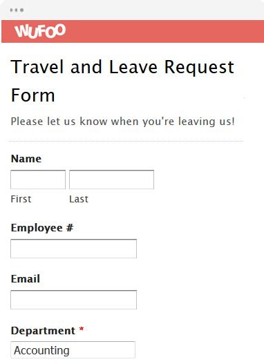 conference room request form template form template wufoo